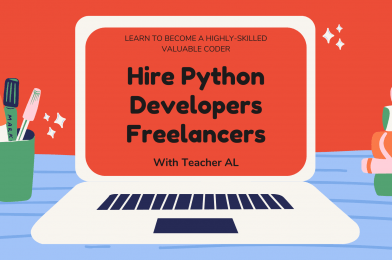 Hire Python Developer Freelancers – Reduce Your Technical Cost By 50%?