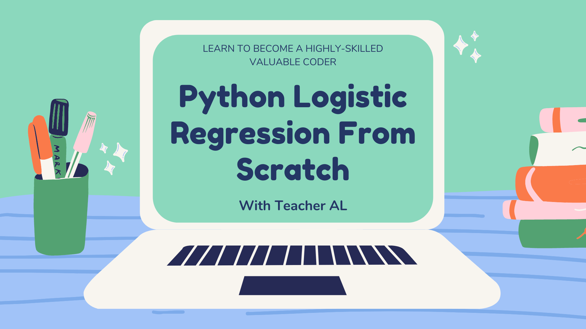 Python Logistic Regression From Scratch