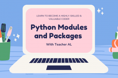 Tutorial #6: Python Modules and Packages Rapt Kickstart
