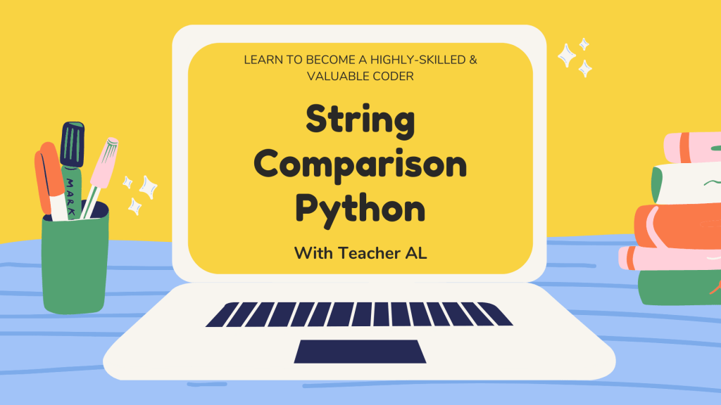 String Comparison Python