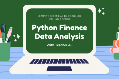 Python Finance Data Analysis – A Productive Kickstart
