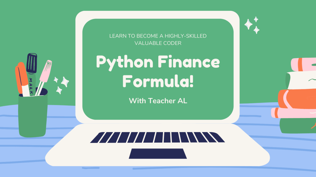 Python Finance For Financial Analysis